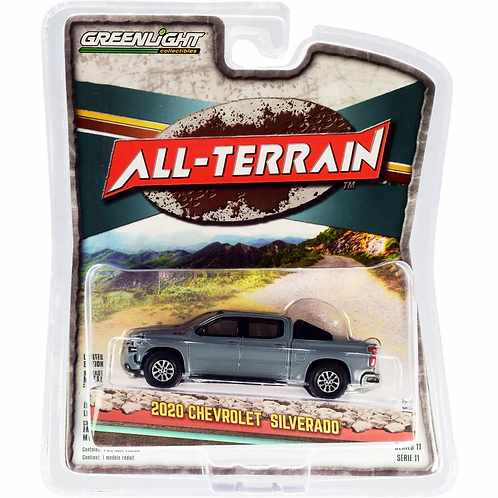 Greenlight All Terrain 11 2020 Chevy Silverado RST