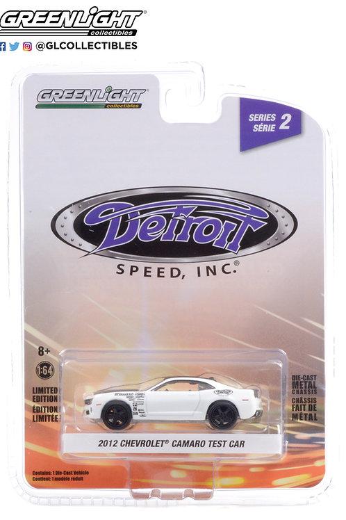 Greenlight Detroit Speed 2 2012 Chevy Camaro
