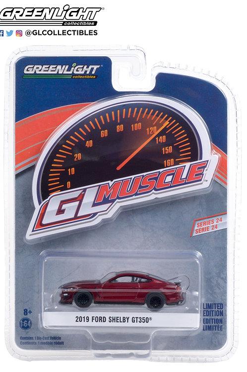 Greenlight GLMuscle 24 2019 Shelby GT350
