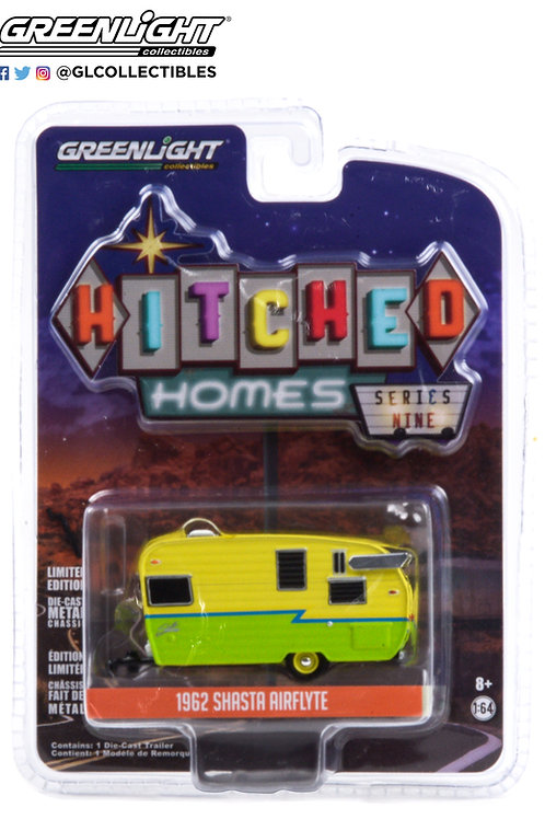 Greenlight Hitched Homes 9 Shasta Airflyte Camper