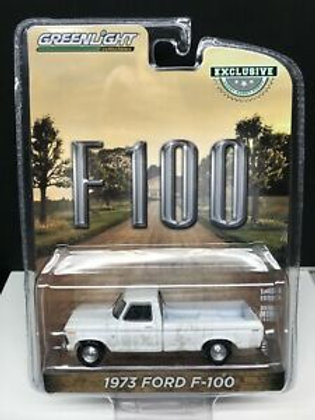 Greenlight Hobby Exclusive 1973 Ford F100 Uncle Jesse's Pick Up