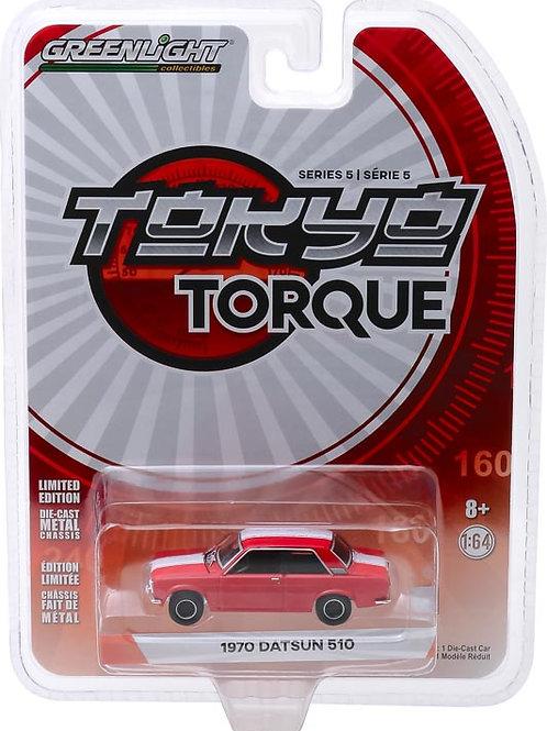 Greenlight Tokyo Torque 5 1970 Datsun 510
