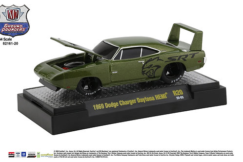 M2 Ground Pounders 20 1969 Dodge Charger Daytona HEMI