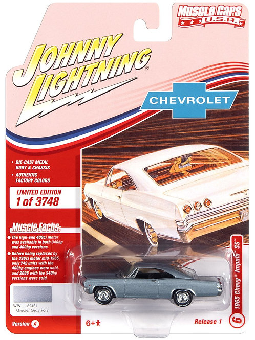 Johnny Lightning Muscle Cars 1 1965 Chevy Impala SS