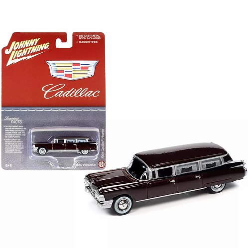 Johnny Lightning Hobby Exclusive 1959 Cadillac Hearse
