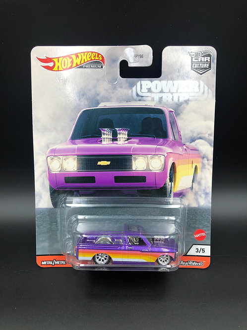 Hot Wheels Car Culture Power Trip 1972 Chevy Luv Pick Up