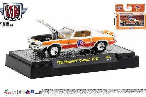 M2 Detroit Muscle 1972 Chevy Camaro Z/28