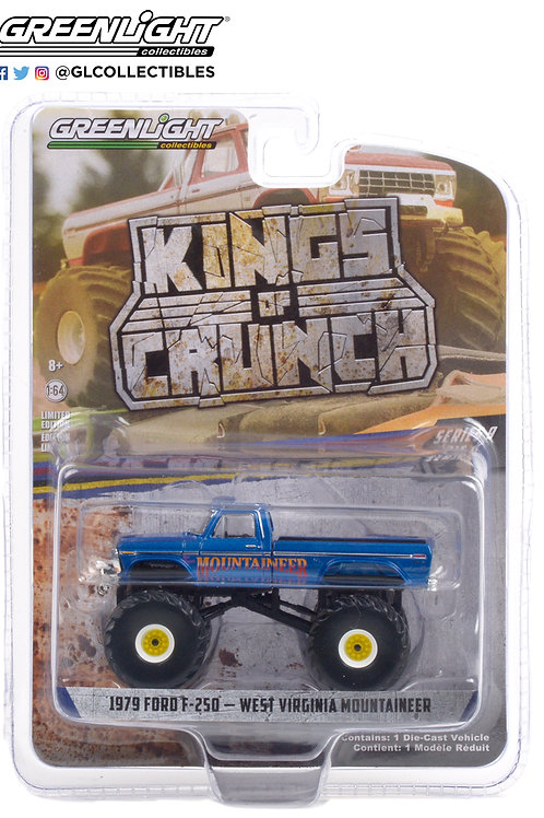 Greenlight Kings of Crunch 9 1979 Ford F250 Pick Up