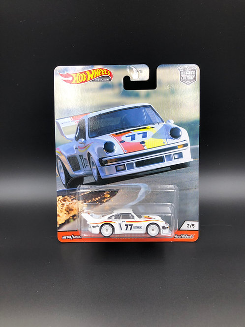 Hot Wheels Car Culture Thrill Climbers Porsche 934.5