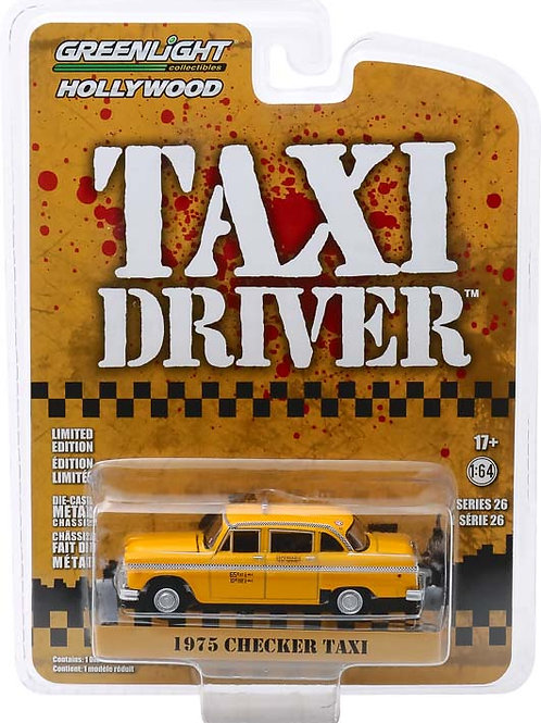 Greenlight Hollywood 26 1975 Checker Taxi