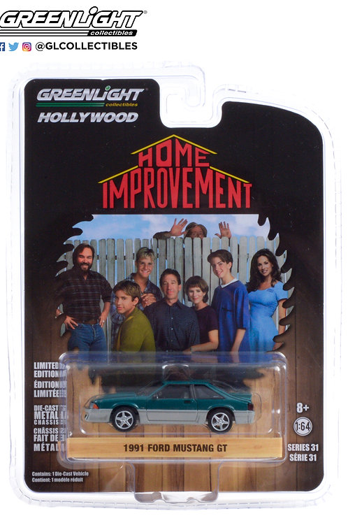 Greenlight Hollywood 31 Home Improvement 1991 Ford Mustang GT
