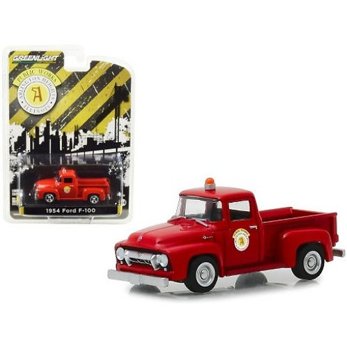 Greenlight Hobby Exclusive 1954 Ford F1 Pick Up Truck