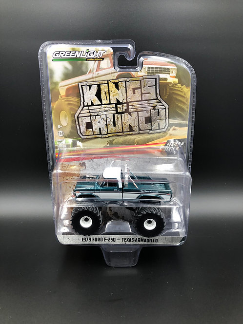 Greenlight Kings of Crunch 8 1979 Ford F-250