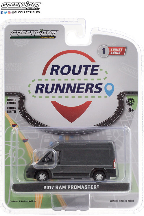 Greenlight Route Runners 1 2017 Dodge Ram ProMaster 2500