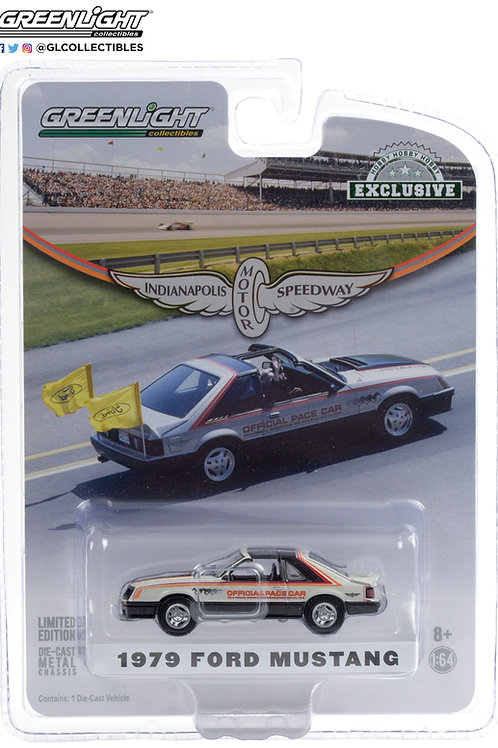 Greenlight Hobby Exclusive 1979 Ford Mustang Indy Pace Car