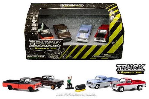 Greenlight Diorama Truck Jamboree