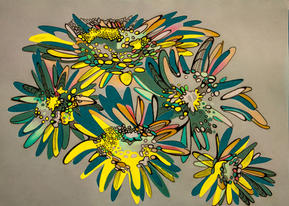 Jenny-Hutchinson Art_Chysanthemums-Versi