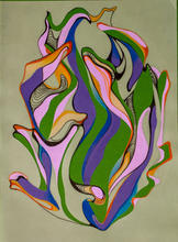 Jenny-Hutchinson Art_Leaf-Study-One_Mixe