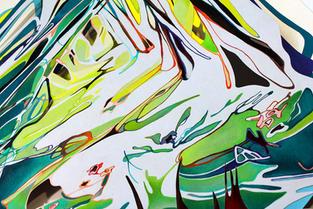 Jenny-Hutchinson-Art_Sunlit-Path_detail-