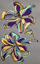 Jenny-Hutchinson Art_Lilies-Study_Botani