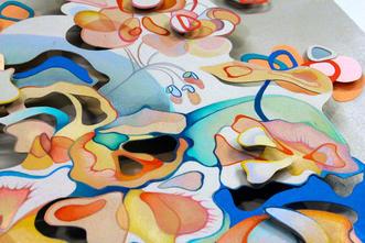 Jenny-Hutchinson-Art_Geraniums_detail_Bo