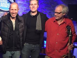 Hirschhorner Schlosshofkonzerte: Tobias Langguth Trio