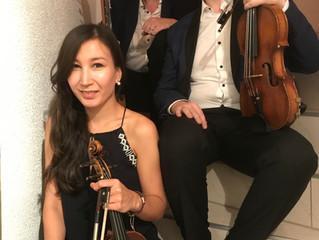 Archiv: Monday Music: Skylark Trio - Assel & Stefan Besan mit Christoph Stadtler