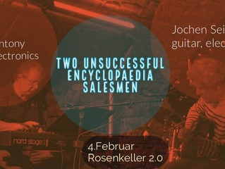 Archiv: Monday Music: Jochen Seiterle & Peter Antony