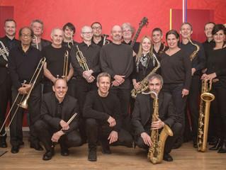 50. Konzert am Neckar: Matinee mit der Galapagos Bigband