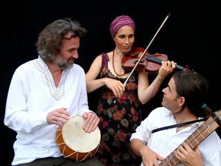 Alma Viva - Weltmusik an Bord