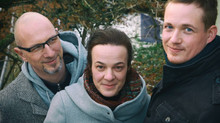 Archiv: Bett&CouchKULTUR: ELISA. Elisa Herbig, Jo Bartmes, Philipp Wolfahrt