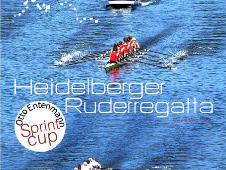 NEUER TERMIN: Die 86. Heidelberger Ruderregatta wird verlegt auf 26/27. Juni 2021