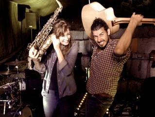 Nicole Johänntgen & Peter Finc Saxophone meets Singer/Songwriter
