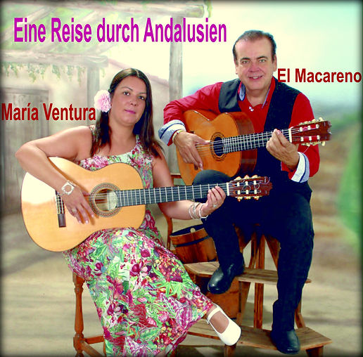 Andalusian Guitar Duo