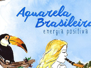 Aquarela Brasileira - Gesa Marie Schulze & Band