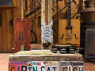 Livemusik in der Villa Katzenbuckel: Captn Catfish