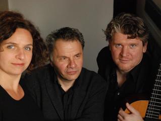 TEGEVÉ - Flamenco Jazz - Cathrin Ambach, Joachim Sum & Jochen Seiterle