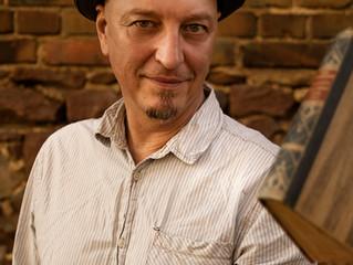 Archiv: Vocal Night 5: Robert Carl Blank im Café Mühle in Neckargemünd