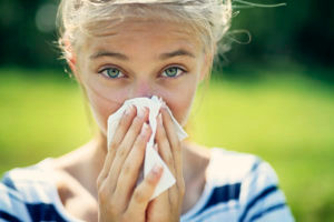 Correcting Allergies