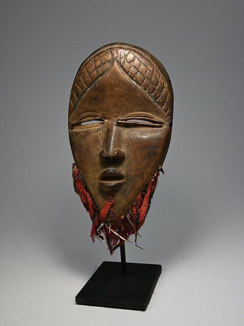 A Dan Passport Mask