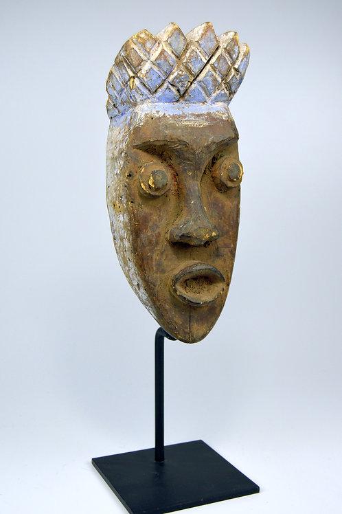 A Rare Ijo Water Spirit Mask