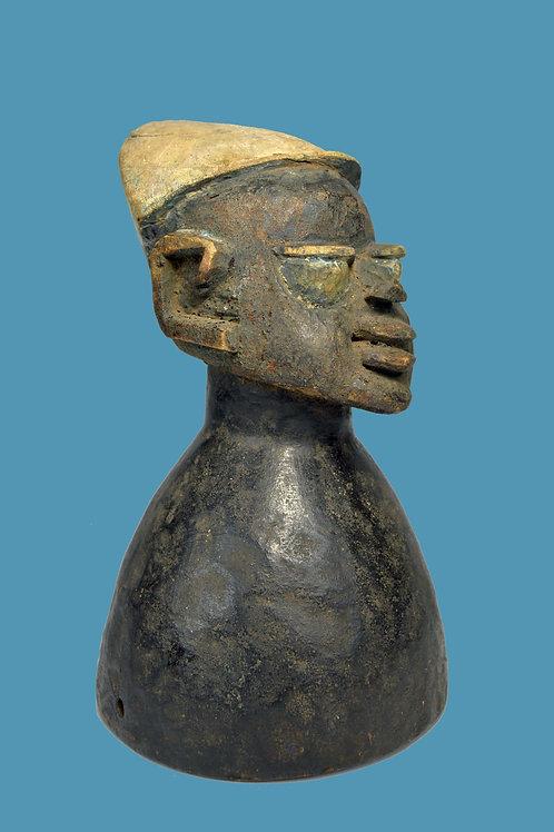 A Yoruba Dance Crest