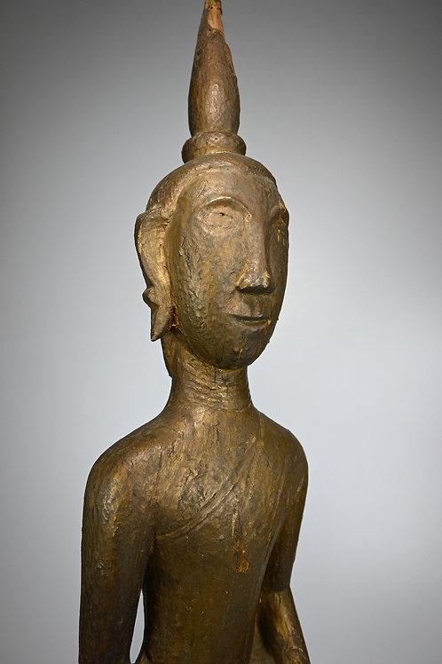 19th Century Buddha Shakyamuni from Laos