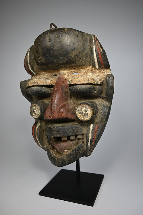 Mask of a Bush Spirit from the We peoples