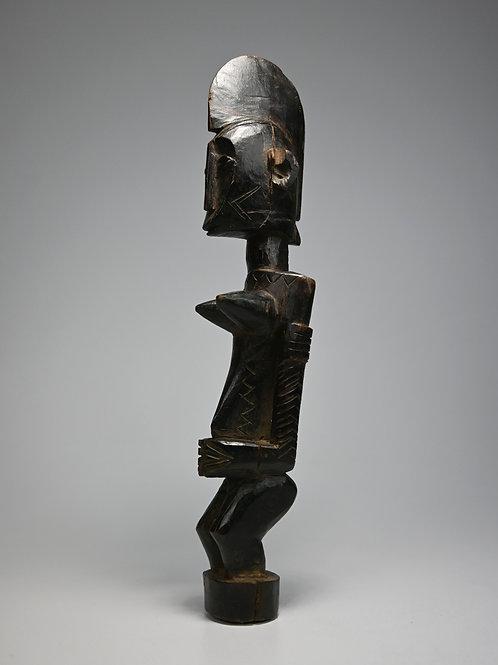 A Fine Bamana Female sculpture