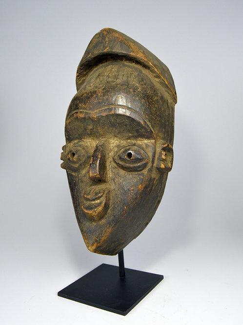 A Vintage Ibibio African Mask