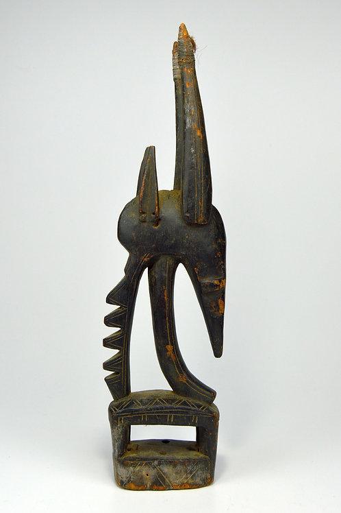 A Fine Old Chiwara Antelope Headddress