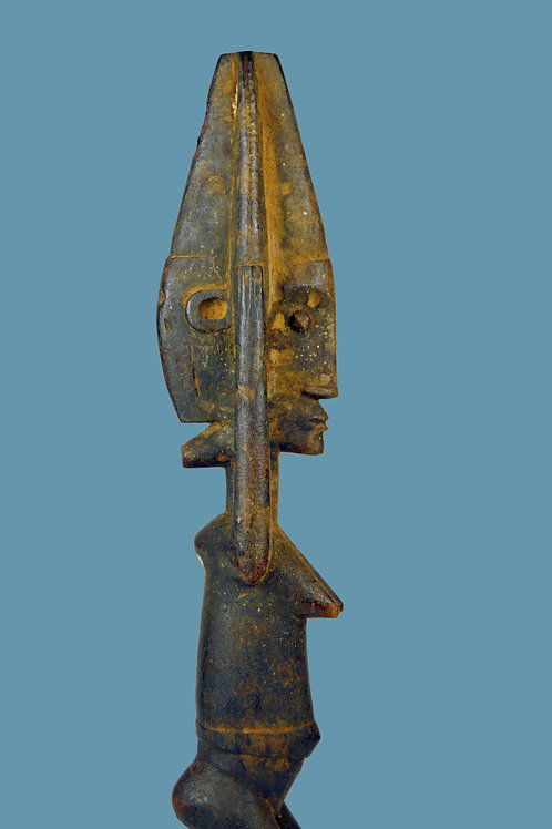 A Very Fine Old Dogon Nommo Idol