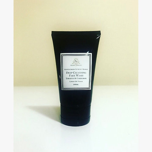 Deep Cleansing Face Wash- Tobacco & Cardoman