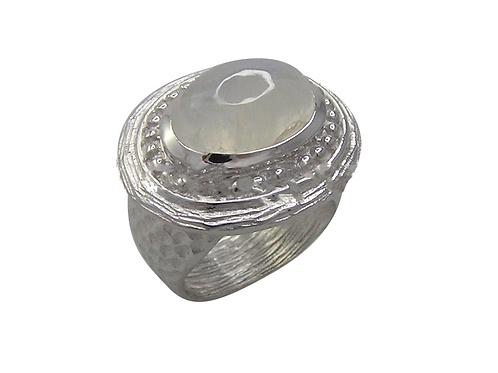 Grecian Moonstone Ring